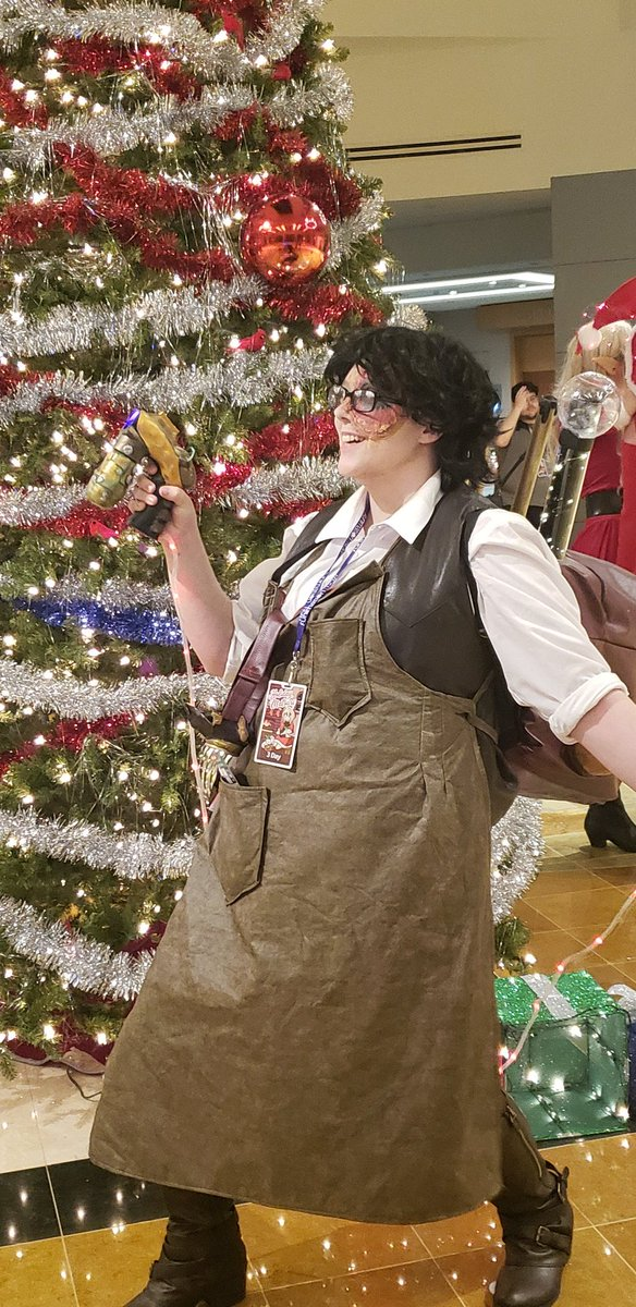 I love this one of me from #HolidayMatsuri2019 as my o.c. Markus Boomsteam, no matter  how derpy I look in it pic.twitter.com/jFmcDQEqMb