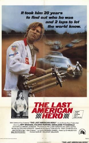 With sports on hiatus because of the #coronavirus, the next best thing are sports movies! If u were planning to watch this weekend's #NASCAR race, instead checkout our #SportsFlixFriday #POTD from 1973...#TheLastAmericanHero w-the great @TheJeffBridges! #Moonshiners #StartFinishpic.twitter.com/Hse6pf3JUK