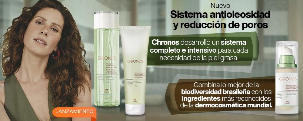 Eficacia para la piel con tendencia grasa. Con la nueva línea Chronos. Un lanzamiento especial de Ciclo 5. ¡Conócelo!  Si quieres vender Natura deja tus datos aquí: ➤https://naturacdmx.net Nube de etiquetas: #natura #ventaporcatalogo, #revistanatura #naturamexicopic.twitter.com/ccqOEDuZ3E