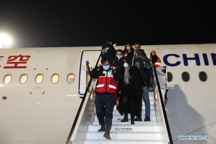 China Moves to Assist Italy To Battle Coronavirus