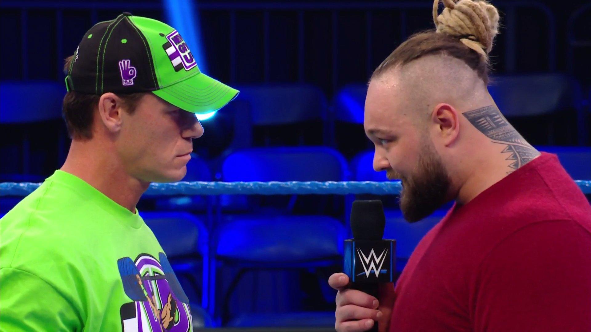 WWE Smackdown Results (13/03/20): John Cena-Jeff Hardy Return 3