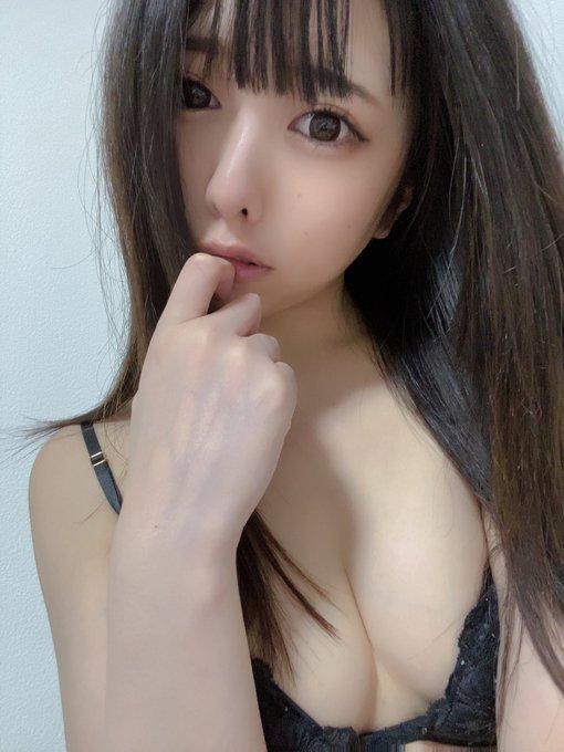 AV女優倉木しおりのTwitter自撮りエロ画像24