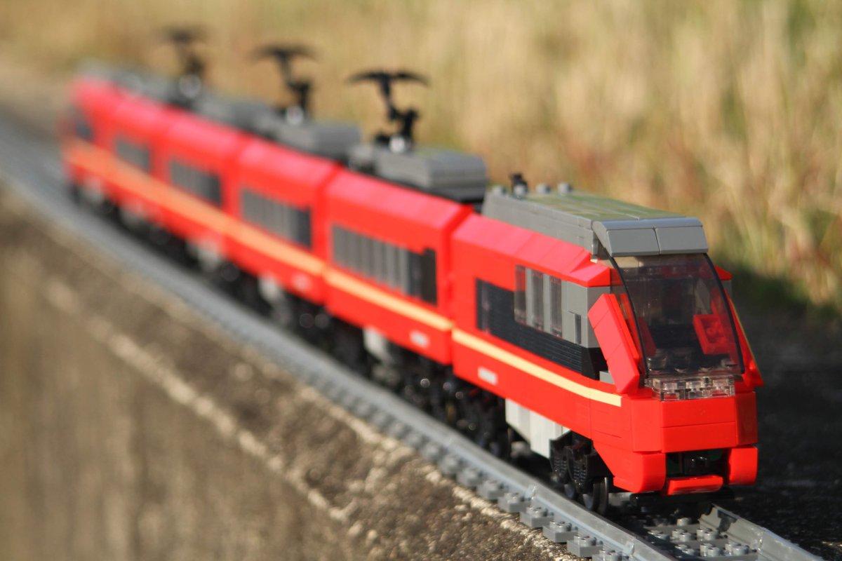 エース Ace Lego Train Twitter