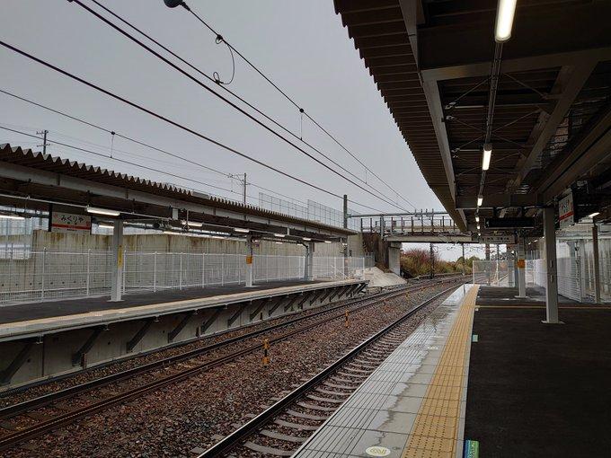 【本日開業なのにガラガラ】JR東海 御厨駅は不人気か