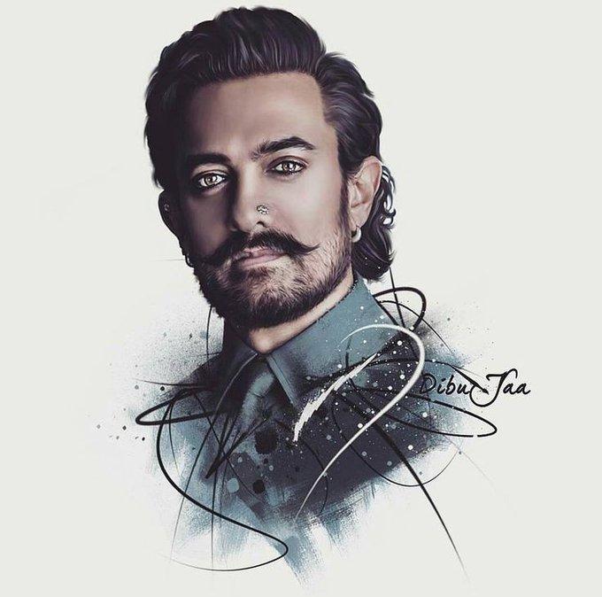Happy Birthday Aamir Sir Ji