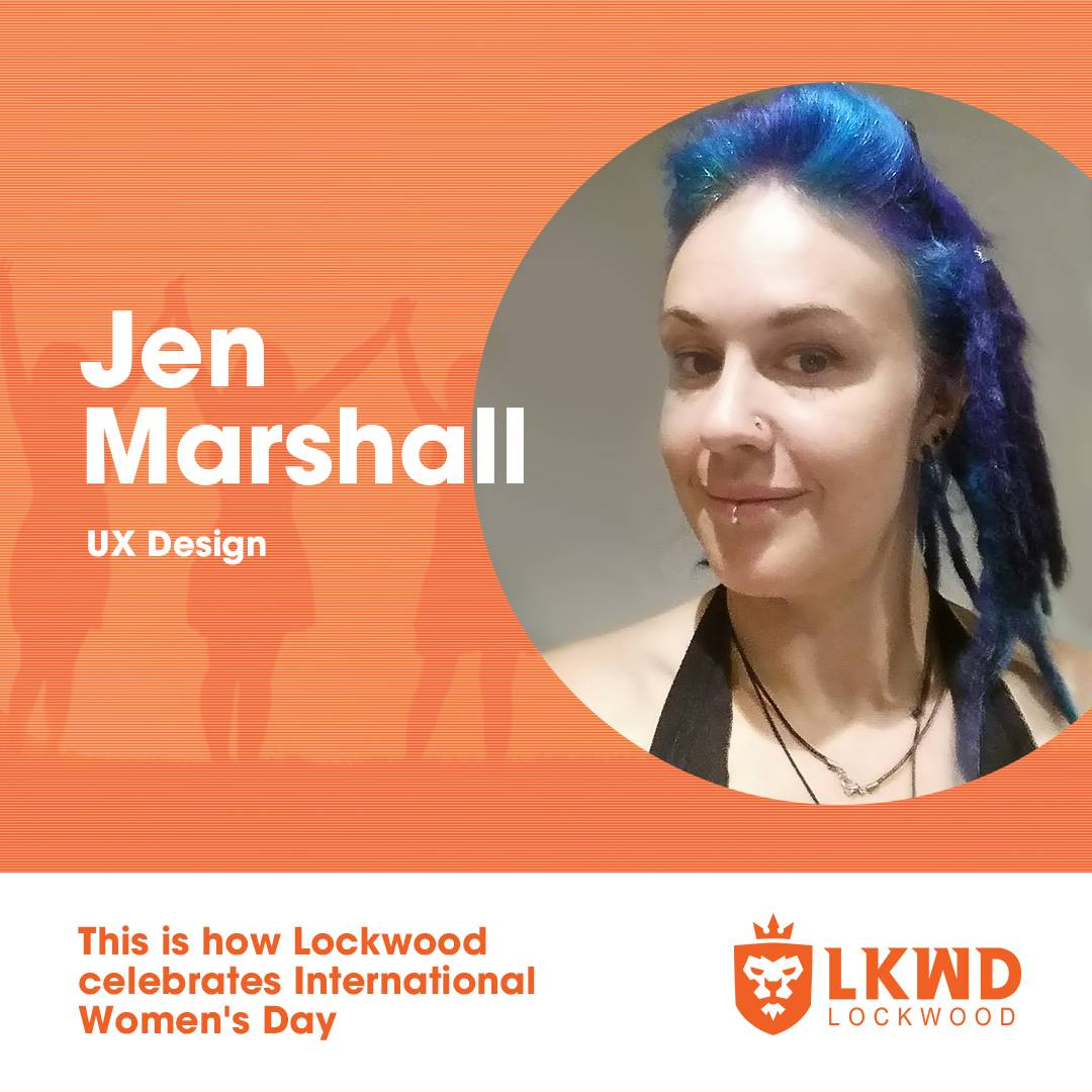 Today, we find out what drew Jen Marshall to Lockwood Publishing, her unforgettable moments, and her key advice for anyone considering a career in the games industry.  https://t.co/V2ra4sL5wE  #iwd2020 https://t.co/Lfc8vxTyfe