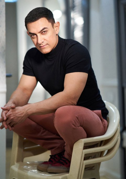 Aamir Khan's staff tests positive