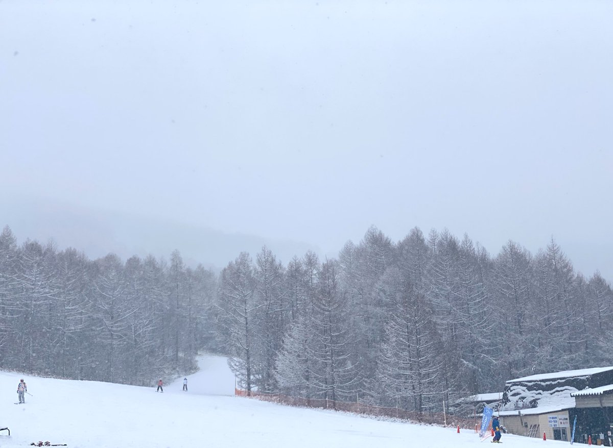 ブランシュ たかやま スキー 場
