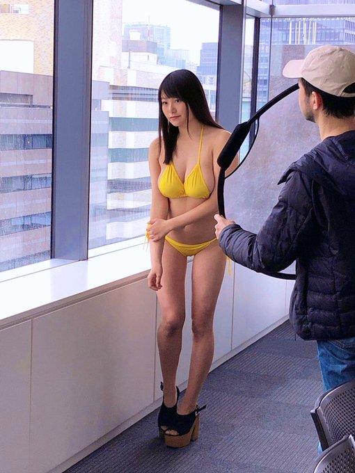 グラビアアイドル桜井木穂のTwitter自撮りエロ画像40
