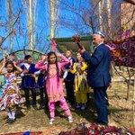 Image for the Tweet beginning: Bahor keldi! #navruz