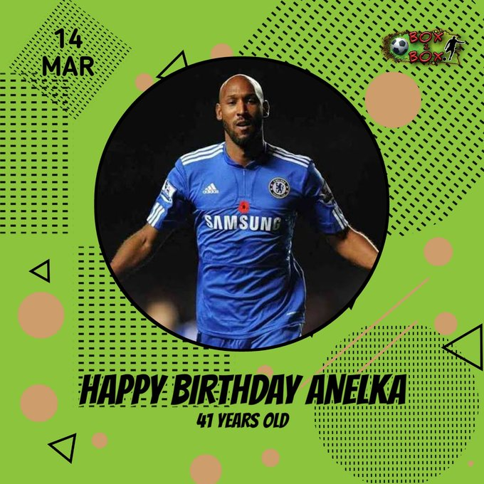 Happy birthday Nicolas Anelka