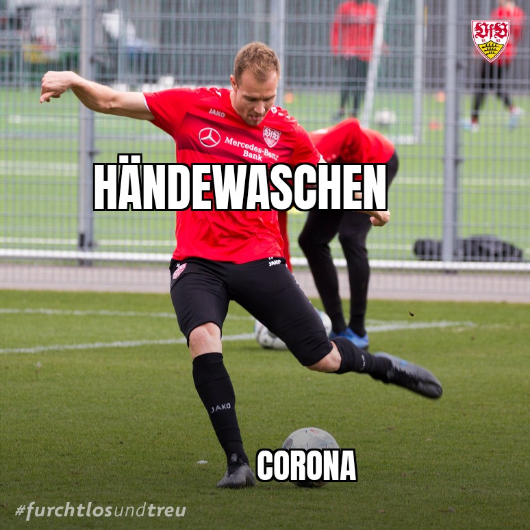 Keep calm and wash your hands  #VfB #MemerkettexCorona<br>http://pic.twitter.com/jy53SrR4oh