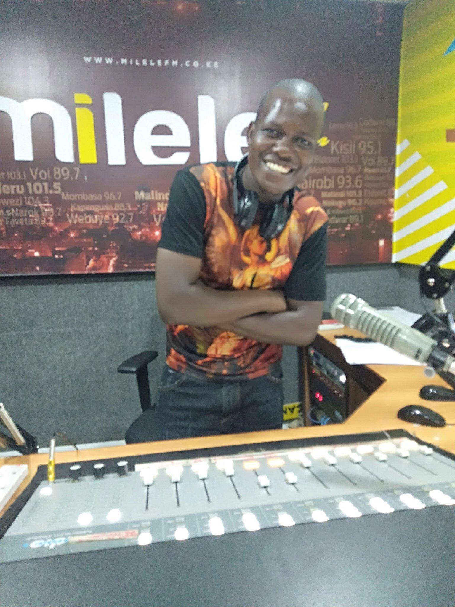 """Vincent Voiyoh on Twitter: """"#MileleUwanjani inatamba zaidi ukiwa ..."""