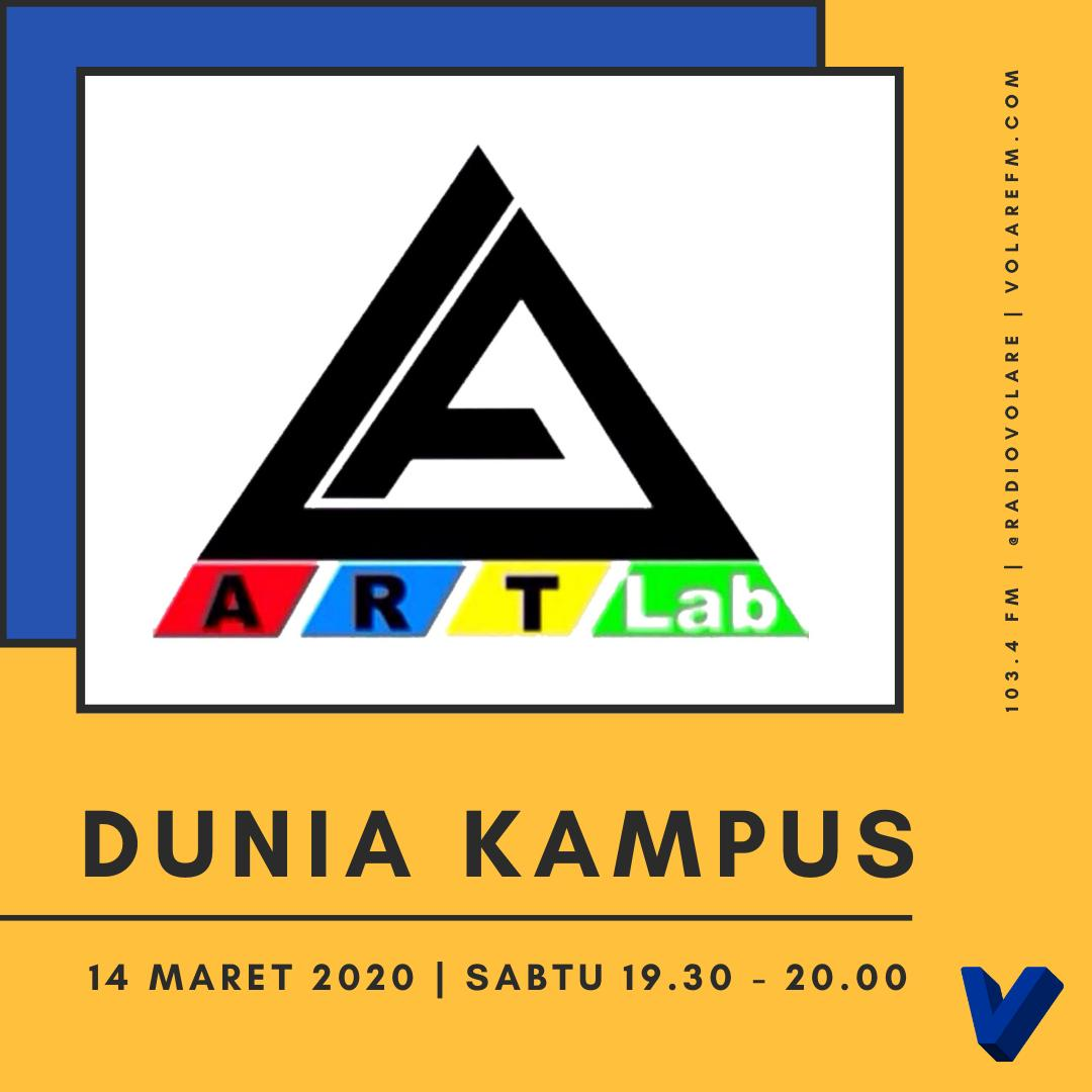 Dunia Kampus: ART Lab