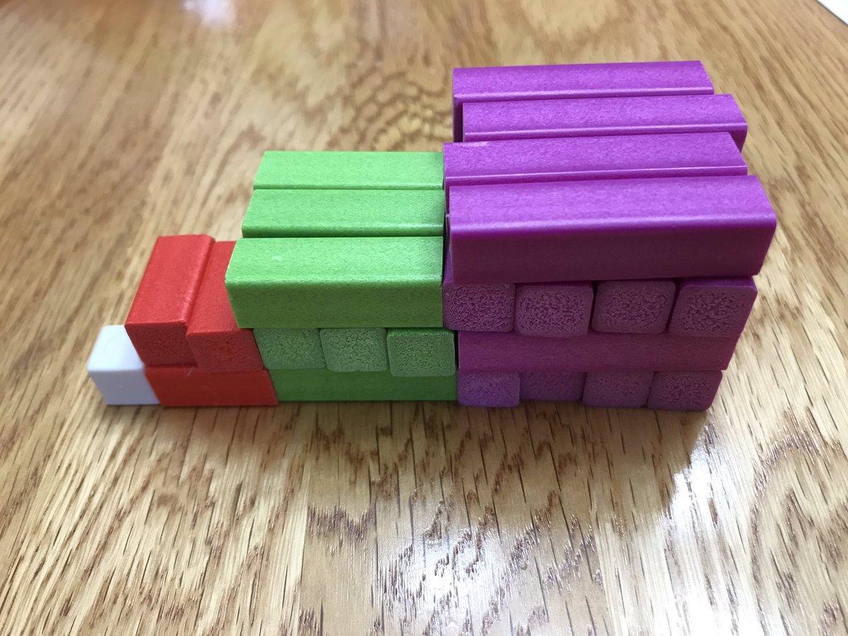 FYI 1 cubed + 2 cubed + 3 cubed + 4 cubed Equals 10 squared