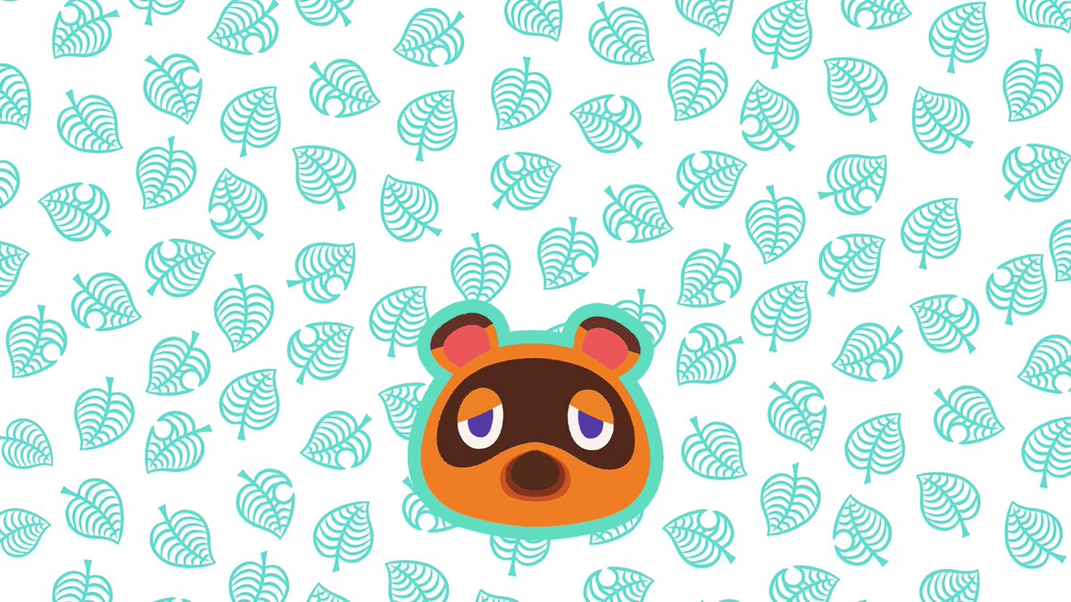 lock screen aesthetic animal crossing phone wallpaper