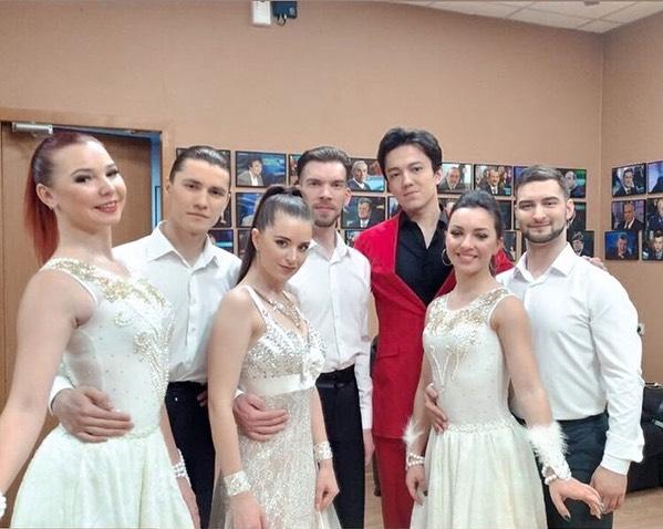Repost @mingyayue78 Backstage 2020.03.14 NTV-MOSCOW #Dimash #DQ #dimashkudaibergenov #迪玛希 #Димаш #dimash #димашкудайбергенов #thesingerdimash #dears #singer valeriya_filippenkova  https://www.instagram.com/p/B9twBfDAnE9/pic.twitter.com/0Z9KPtuiCB