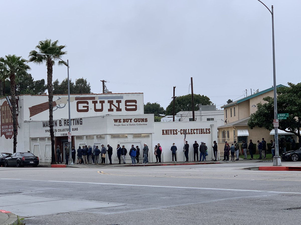 Image result for Good morning from Los Angeles gun shop