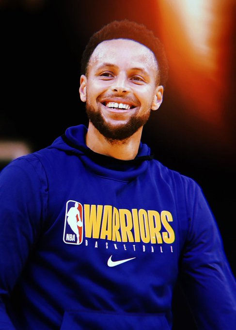 Happy 32nd birthday to Stephen Curry!