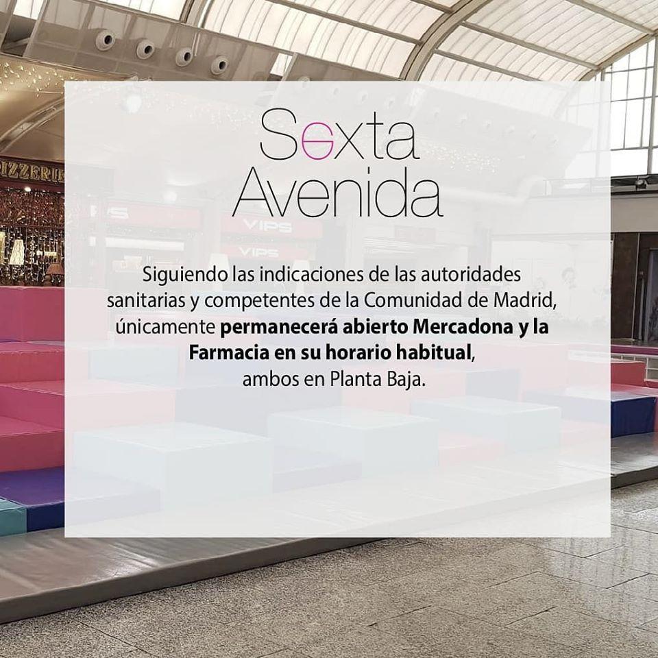 Sexta Avenida в Twitter: