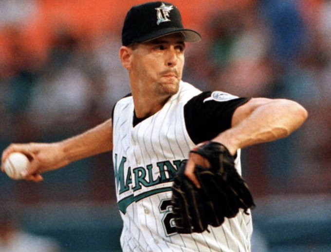 Happy birthday to World Series champion Kevin Brown, whose peak was probably a lot better than you remember