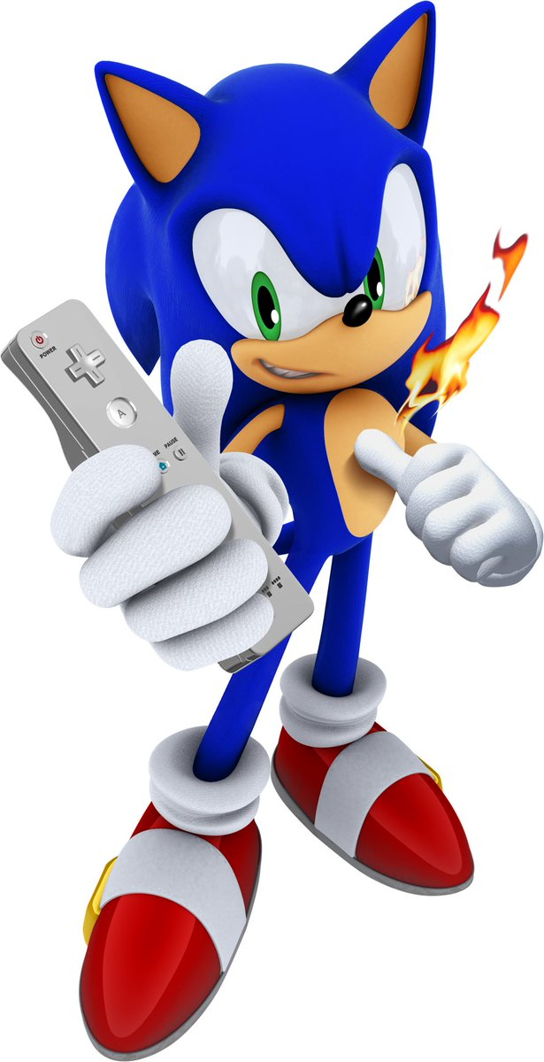 Ian Mutchler On Twitter Back In The Day When I Was On Animal Crossing Forums I Asked Someone To Create Probably Hack A Pattern Of This Image Of Sonic The Hedgehog Holding