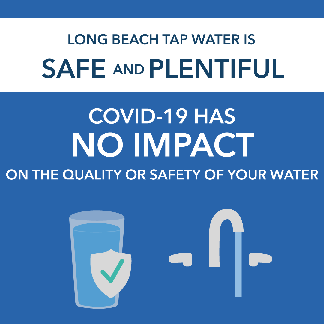 City Of Long Beach On Twitter Long Beach Avoid Panicshopping Only Purchase The Essentials Don T Forget That Longbeachwater Is Safe To Drink Covid19 Has No Impact On The Quality Or Supply Of