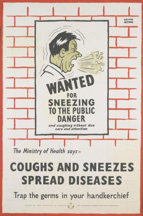 Resultado de imagen de coughs and sneezes spread diseases