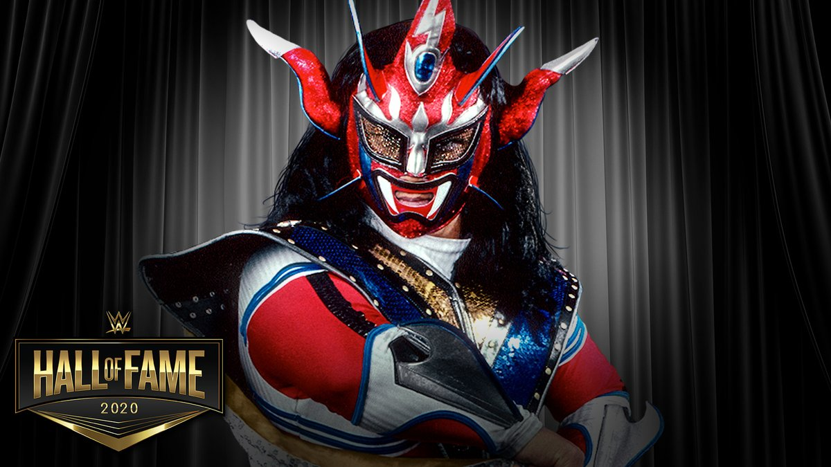 Jushin Thunder Liger Announced For WWE Hall Of Fame 2020 Class