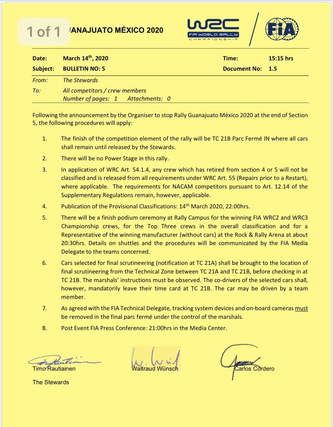 WRC: 17º Rallye Guanajuato Corona - México [12-15 Marzo] - Página 7 ETGjfm6XYAA7m3I?format=jpg&name=large