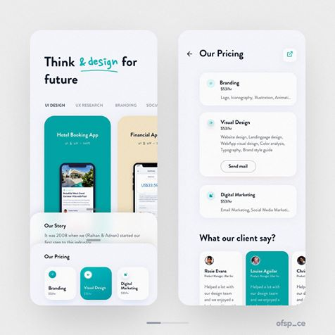 Agency App! Project Enquires: hello@ofspace.co #iosapp #appdesign #music #radio #podcast #ofspace #ofspacedesign #ios #appui #uidesign #ux #ui #song #play #uiuxsupply #uibysherms #ui_gradient #uibucket #uidesignpatterns #ux_trends #ofspaceinsidepic.twitter.com/j24sKmDYeY