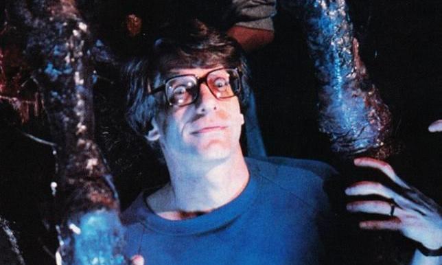 We all scream for ... a Canadian film legend! Happy birthday, David Cronenberg.