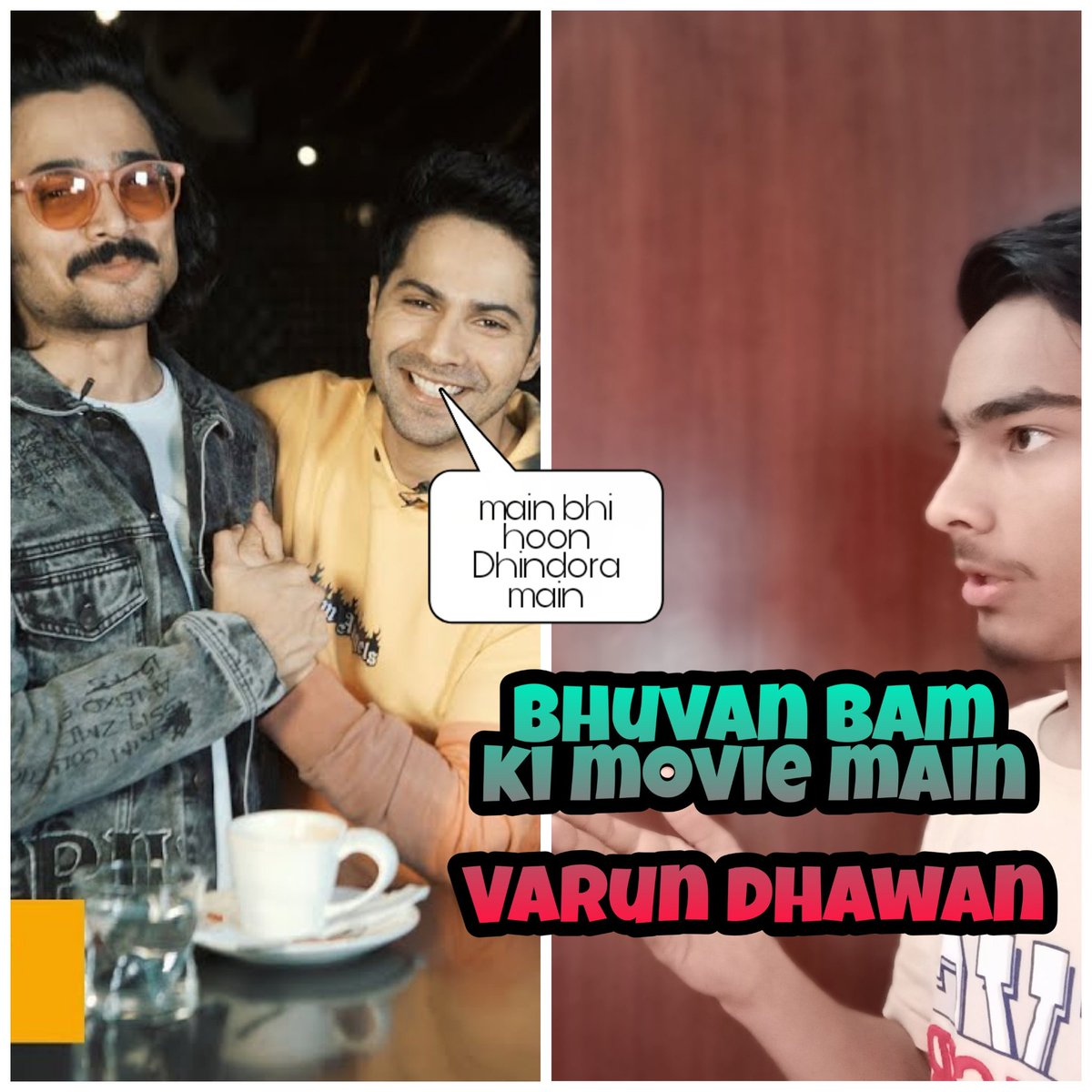 Hey guys I have got an great news for #bbfan #BBkiVines #BBKiVinesProductions #Dhindora  Fans. To know the news hit the link and watch my video and subscribe my YouTube channel for further updates  @Bhuvan_Bam @Varun_dvnpic.twitter.com/zJJWmDiVo2