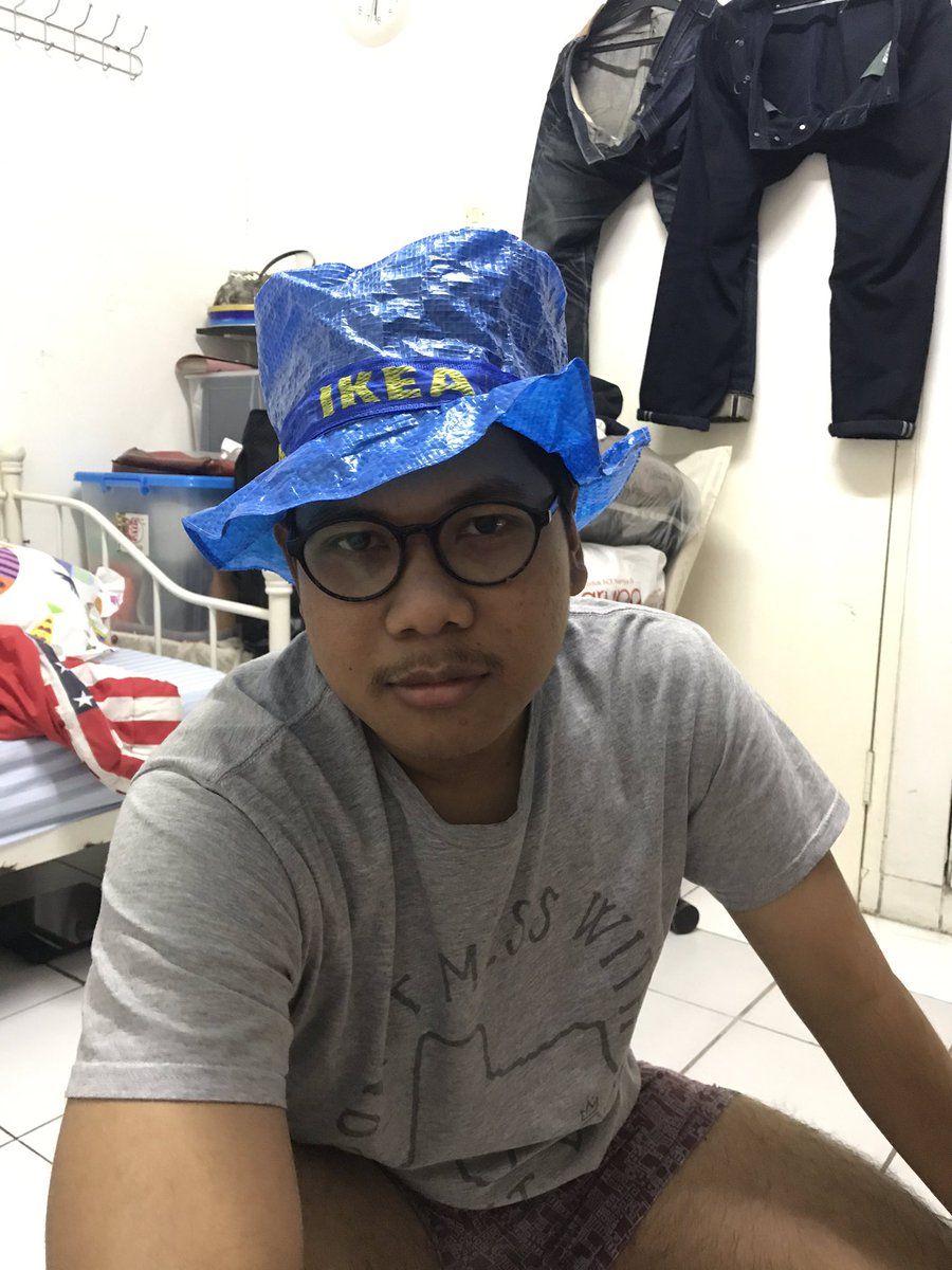 Highsnobiety On Twitter You Can Buy Ikea S Viral Knorva Bucket Hat For 4 Https T Co 8tu9axinro