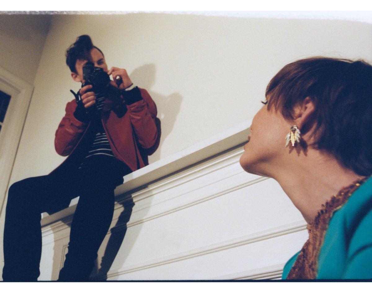 소피아 릴리스 Sophia Lillis & 와이어트 올레프 Wyatt Oleff (p: Ricky Alvarez), Flaunt #170, 2020. 1/3 https://t.co/9TIG5BMu8U
