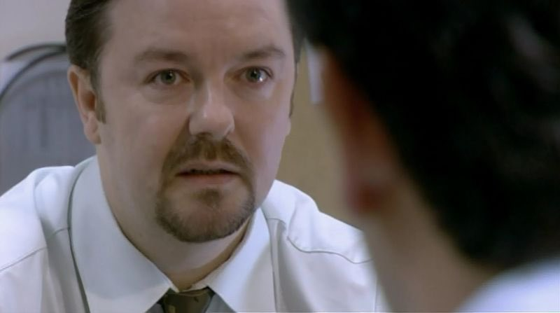 David Brent Tries To Find Love