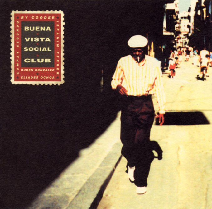 Happy Birthday Ry Cooder ~*~  Thank you for blessing the world !  Art: Buena Vista Social Club, 1997
