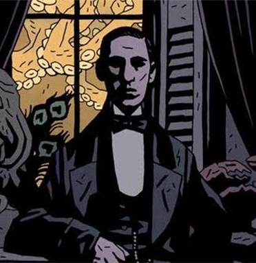 March 15, 1937, died #OTD in 1937, science-fiction/horror author H.P. #Lovecraft, dreamer of undreamable #horrors from beyond reality. He got his inspiration in part from ancient creatures, with their odd symmetry and all those tentacles https://www.forbes.com/sites/davidbressan/2019/04/10/430-million-year-old-fossil-of-sea-creature-named-after-lovecrafts-cthulhu-mythos/#2b8041ff68de …pic.twitter.com/vWl68tVIkd