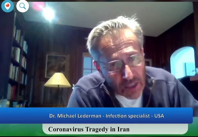 """Iran Freedom on Twitter: """"Michael Lederman from #Ohio There's ..."""