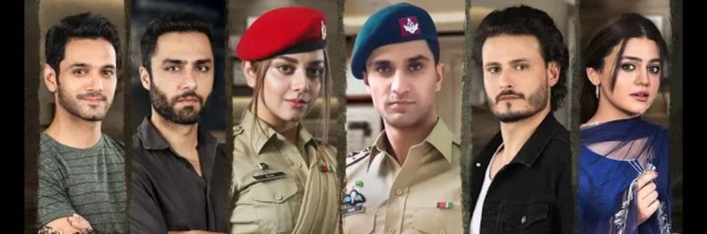What an inspiring and complete story. Depicting adventure, romance, loyalty, patriotism, greed for power, repentence, and courage.  It provided an excellent opportunity for the youth interested in the Army to see whats its like if they were to choose to join.  #EhdEWafa https://t.co/t68pHmSKKM