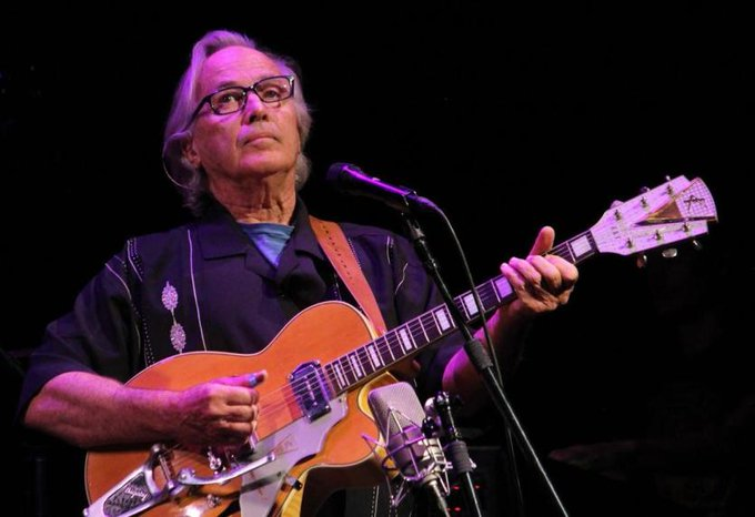 Happy birthday to the great musician and film score composer Ry Cooder!