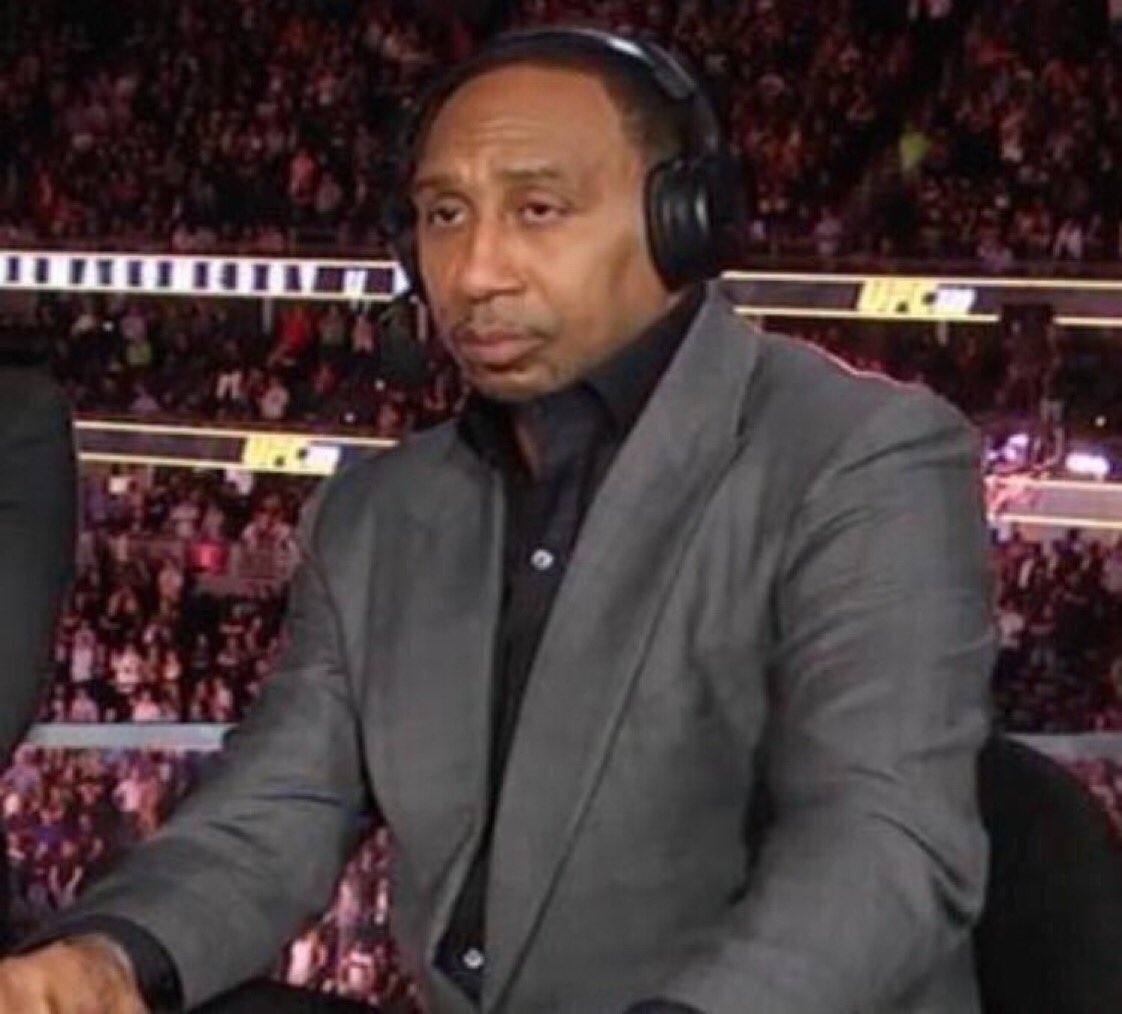 """Stephen A. Smith Burner on Twitter: """"For the 2 Seed, the classic Stephen A  straight face that has been photoshopped in more ways than I can think of… """""""