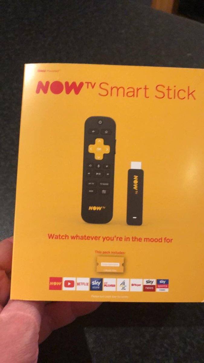 Philip O Reilly On Twitter Nowtv Devices In Tesco Lidl For 20 Which Come With 2 Months Entertainment Trial 2 Wk Trials Of Movies Sports Might Be Good Purchase For Anyone