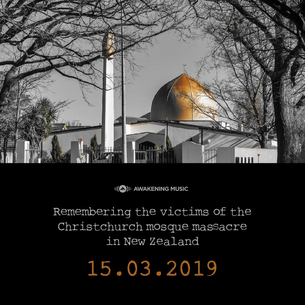 Remembering the victims of the terrorist attack on Al-Noor Mosque in New Zealand today and everyday. May Allah grant your families & loved ones patience. We shall never forget you.   #Christchurch #christchurchshooting #NewZealand #AlnoorMosque https://t.co/o4NaHuB7tu
