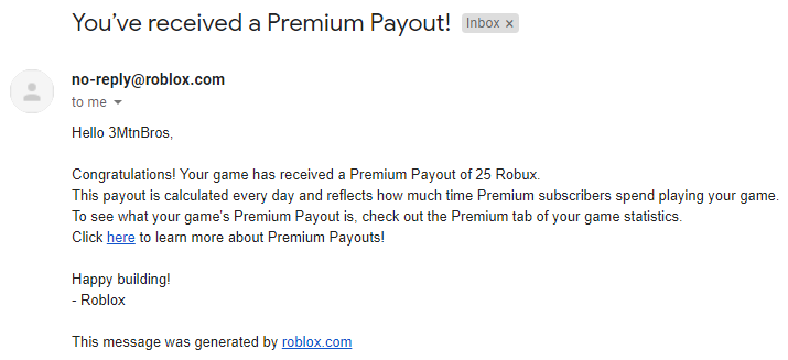 3mtnbros On Twitter Wait So Premium Payouts Are Basically Like