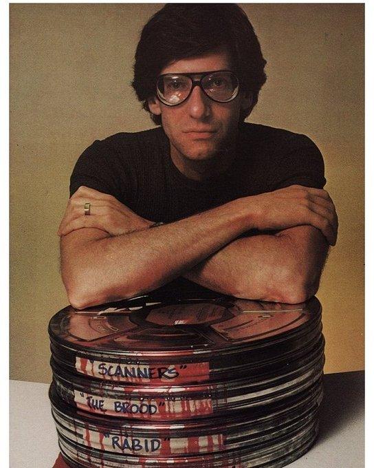 Happy birthday to the master of Body Horror David Cronenberg.