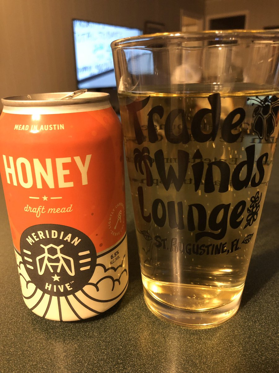@indyfromspace Mead is sure medicinal, right? It's made from honey!
