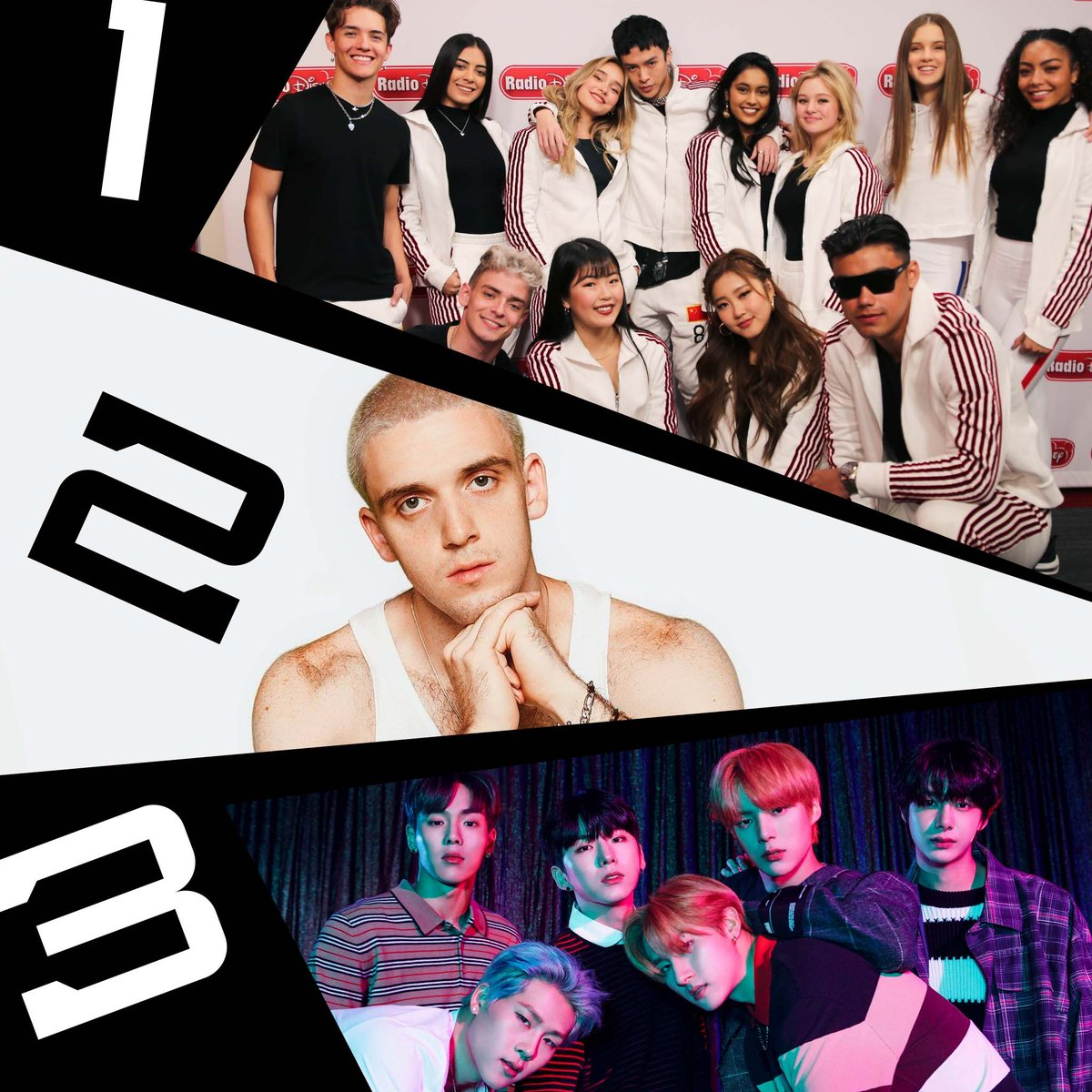 Start your week off right with Monday's #RDTop3!  1. @NowUnitedMusic - #ComeTogether 2. @lauvsongs - #ModernLoneliness 3.@OfficialMonstaX - #YouCantHoldMyHeart<br>http://pic.twitter.com/oRbiX6sr5m