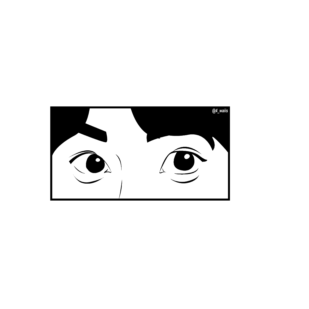 Weasel Mcweasel On Twitter Waddup Lads I Made A Vector Of My Jungkook Sketch Also I Just Realised Its Transparent But I Cant Be Bothered To Deal W It Https T Co Czqui3luef