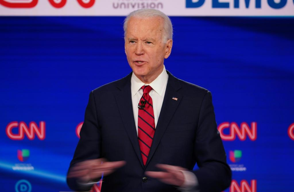 Biden defends Obama administration's legacy on immigration at